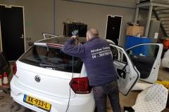 Dak wrappen en ramen blinderen Volkswagen