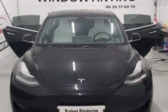 Ramen blinderen Tesla Model 3