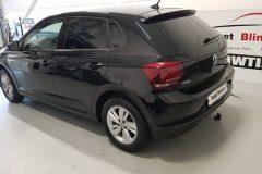 Ramen Blinderen Volkswagen Polo