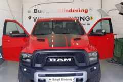 Auto Ramen Blinderen Dodge Pick up