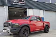 Autoramen Blinderen Dodge Pick up