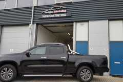 Autoramen Blinderen Mercedes Pick up