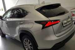Autoruiten Blinderen Lexus
