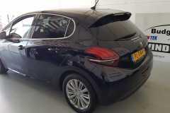 Autoruiten Blinderen Peugeot