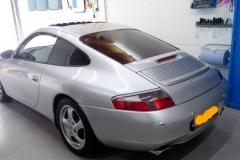 ramen blinderen Porsche