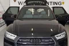 Ramen Blinderen Audi Q5