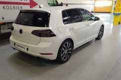 Ramen Blinderen VW E Golf