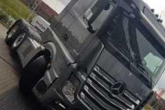 Ramen Blinderen Vrachtwagen Mercedes Actros