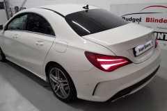 Ramen Blinderen Mercedes CLA