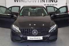 Ramen Blinderen Mercedes C Klas