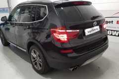 Ramen Blinderen BMW X3