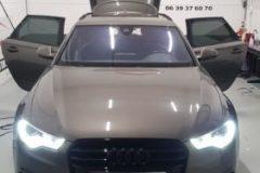 Autoruiten blinderen Audi A6