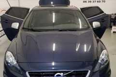 auto ramen tinten Volvo