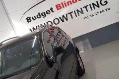 Ramen Blinderen Opel Antara