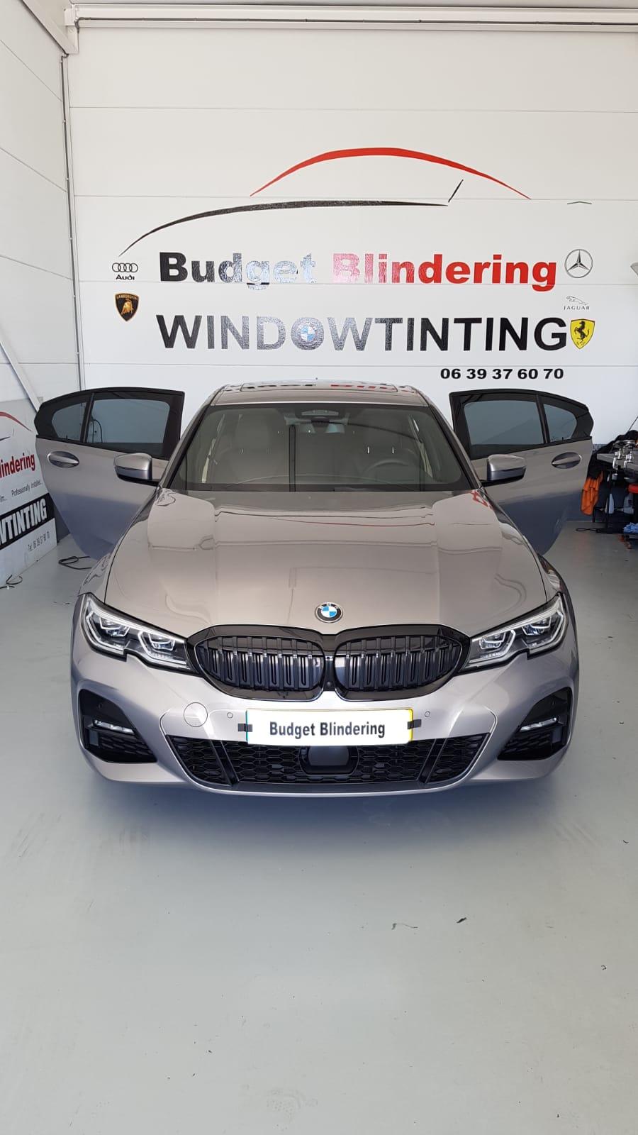 Ramen Tinten BMW