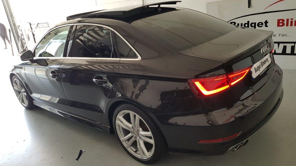 autoruiten blinderen Audi A3 Limousine