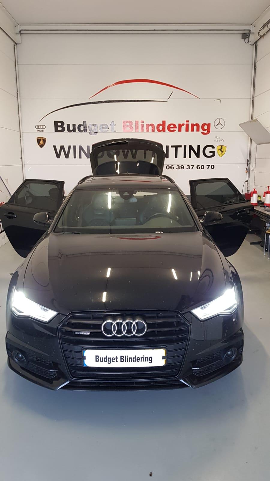 autoruiten blinderen Audi RS6