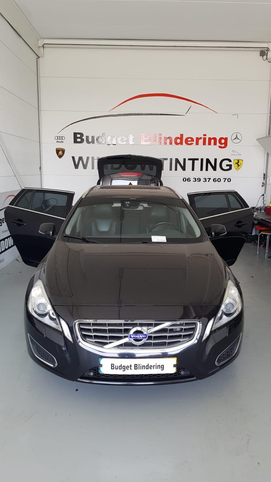 autoruiten blinderen Volvo