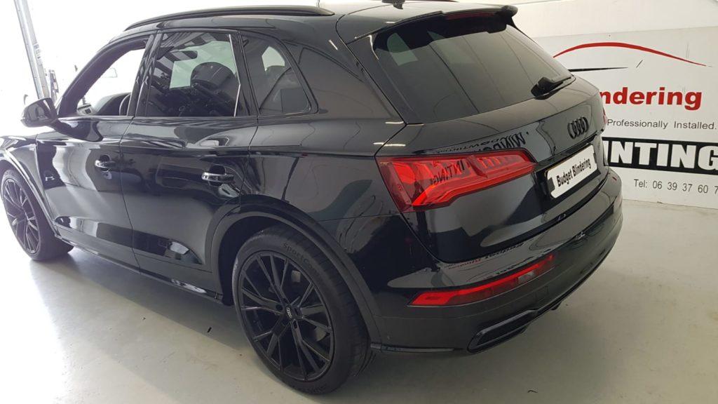 Auto Ramen Blinderen Audi Q5