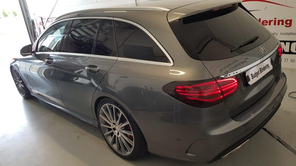 Autoruiten Blinderen Mercedes