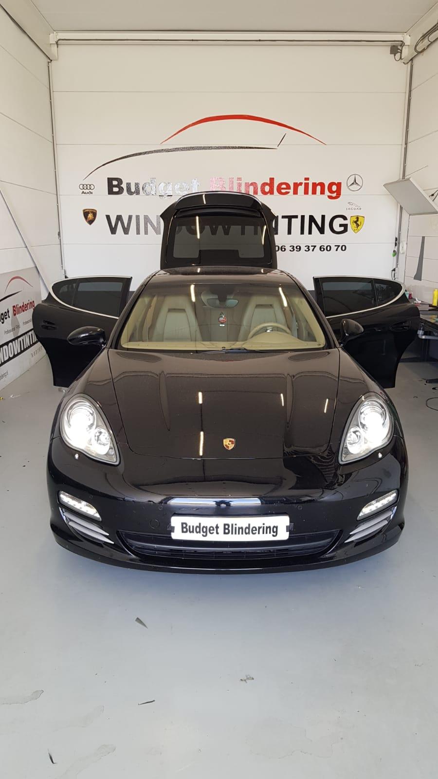 Autoramen Blinderen Porsche