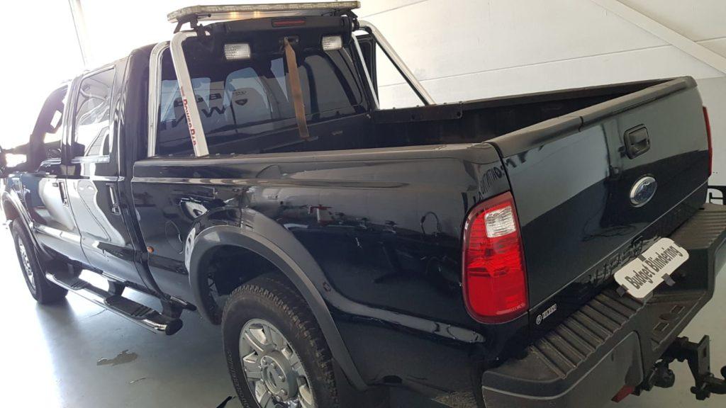 Ramen Blinderen Ford Pick up