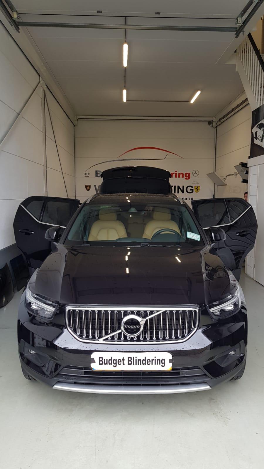 autoruiten tinten Volvo XC40