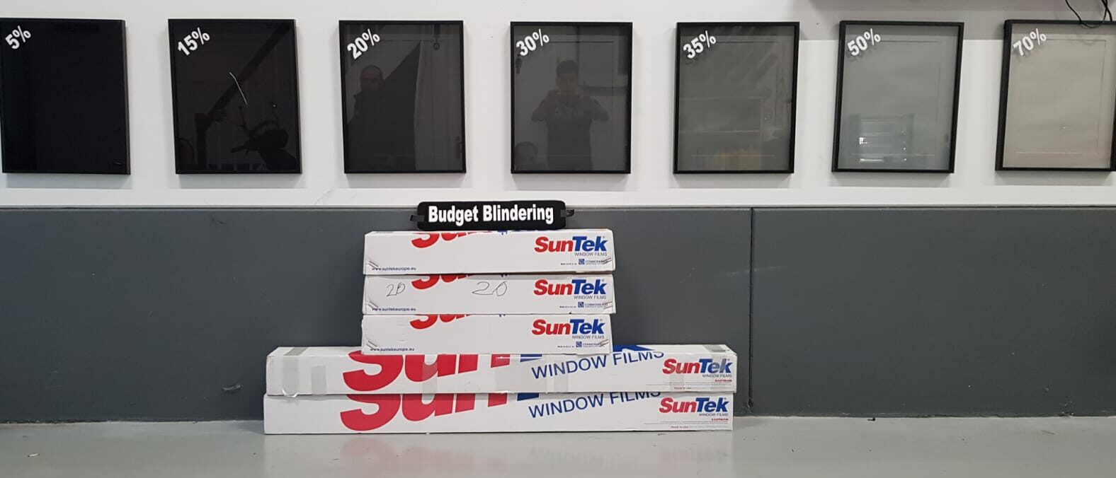 Suntek windowfilm
